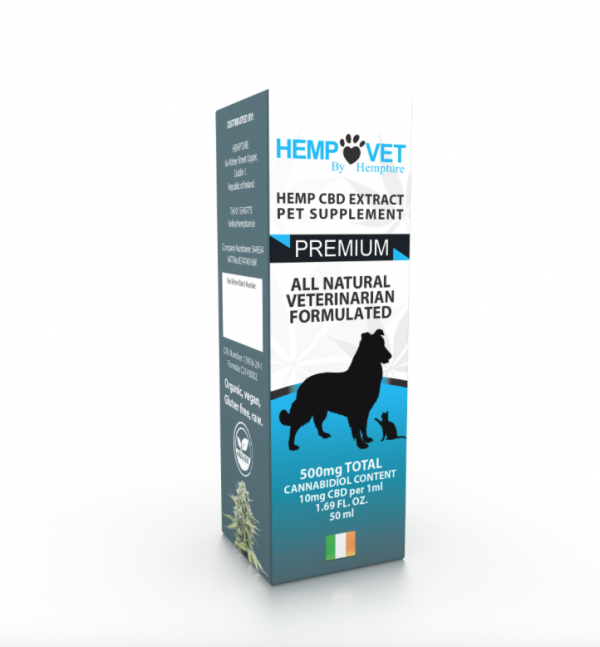 CBD for Pets – 50ml