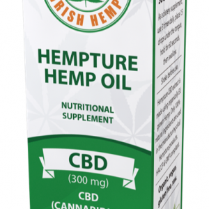 Hempture Organic Hemp PREMIUM CBD Extract Oil (300mg Cannabidiol) 10ml